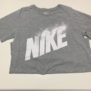 Boy's Nike Cotton Tee